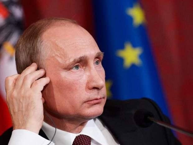 Путин предрек распад Евросоюза