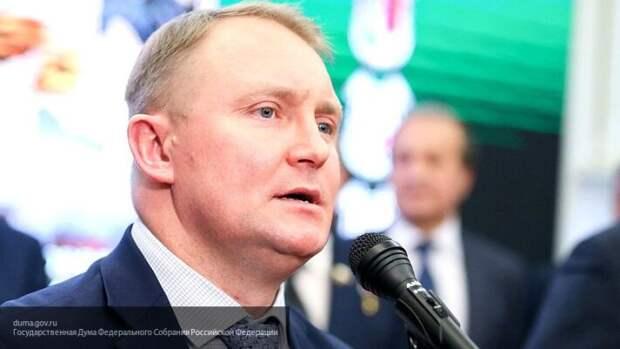 Шерин осадил Гордона за обвинения России в поджоге Чернобыльского леса