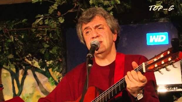 """Геворк Топчиян: """"Жить на Земле и не петь невозможно, - это я точно тебе говорю!"""""""