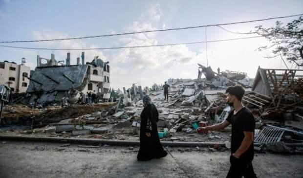 В Палестине сообщили о 26 погибших в результате ночных атак Израиля