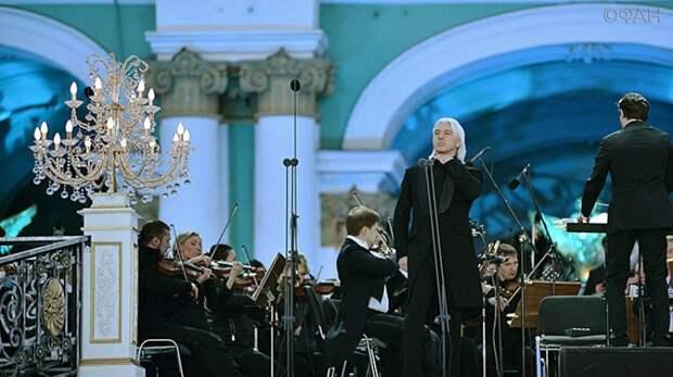 Американцы расплакались после русской песни в исполнении Хворостовского