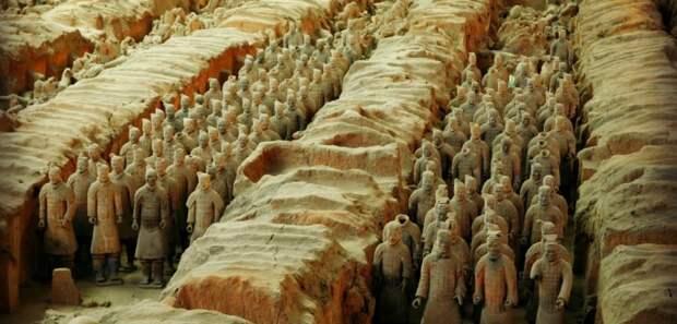 Последний путь императора Цинь Шихуанди: ртутные подземелья и поиск эликсира бессмертия