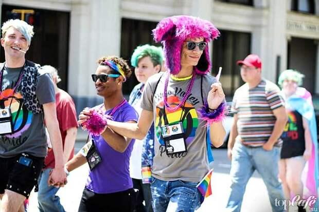 Дания - одна из удобных для ЛГБТ-сообщества стран Европы. CC0