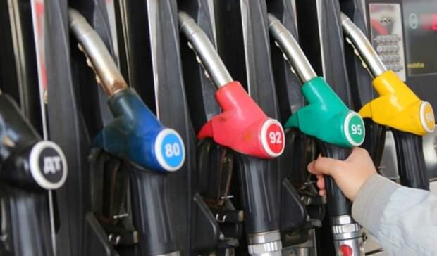Цены назаправках Москвы ускоряют рост