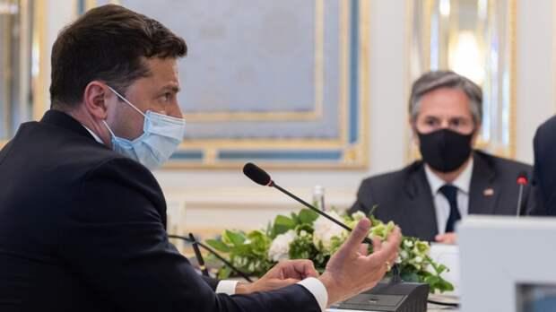 Итог вояжа Блинкена в Киев: Украина уходит под управление США ради их торга с Россией