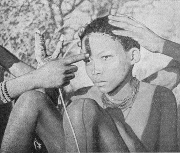 Самое грязное племя на планете: как живут люди, которые никогда не моются