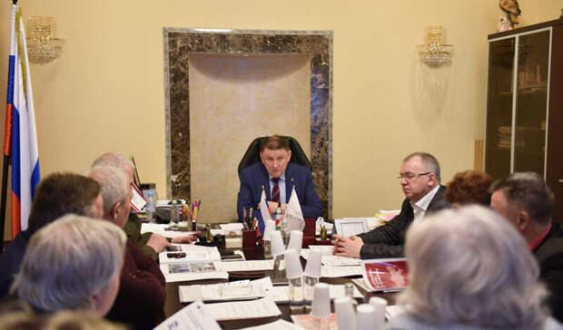 Партия пенсионеров поддержала социальную политику Путина