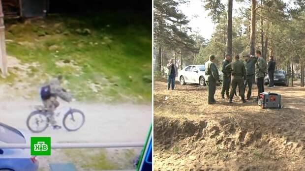 Возможный убийца нижегородской школьницы попал на видео