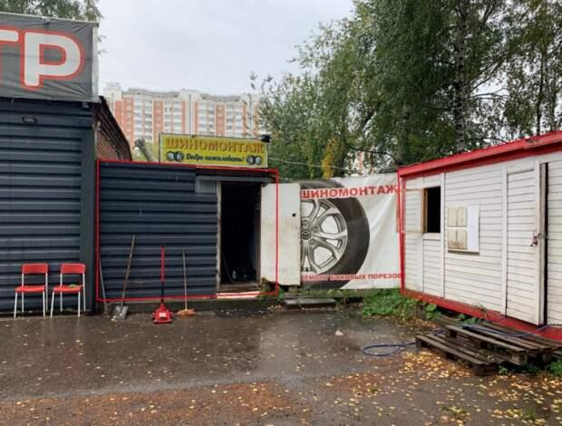 Летающий дрон помог найти незаконные постройки на Жулебинском