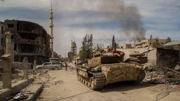 Сирия: боевики в Думе готовятся к обороне