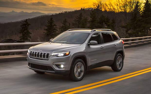 Обновленный Jeep Cherokee станет попроще