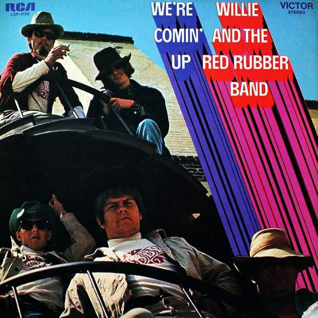 Willie And The Red Rubber Band. We're Comin' Up 1969