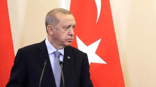 Эрдоган пригрозил Израилю, сравнив ситуацию в Иерусалиме с Нагорным Карабахом