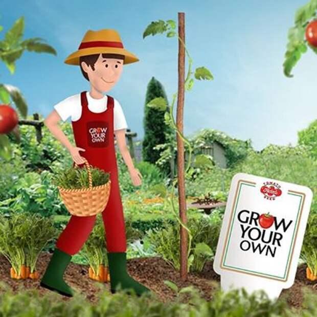 Heinz возрождает у британцев любовь к сельскому хозяйству