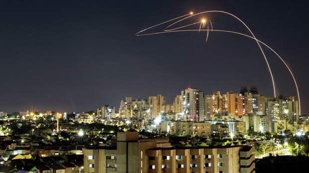 В Израиле рассказали о ракетах, перехватываемых системой ПРО