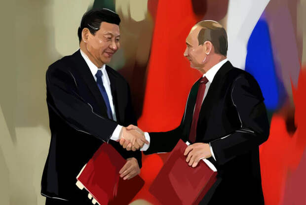 Кто мешает сближению Москвы и Пекина. Пятая колонна внутри России уже работает на подрыв связей с Китаем