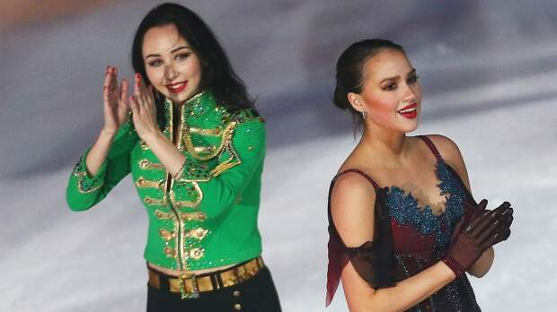 «Все возможно». Туктамышева — о возможном возвращении Загитовой и Медведевой в сборную России