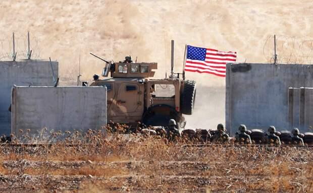 США потребовали свою военную базу в Крыму
