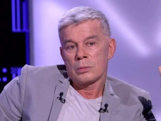 У Олега Газманова обнаружили рак