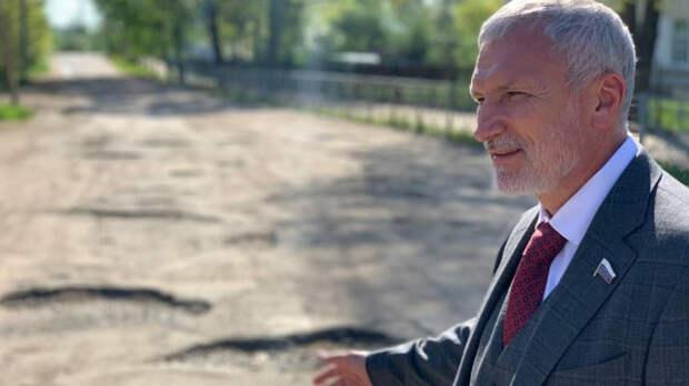 """Глава партии """"Родина"""" заявил о необходимости перемен для жителей Псковской области"""