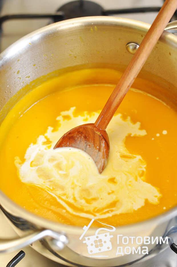 ДЕНЬ ПЕРВОГО БЛЮДА. Тыквенный суп