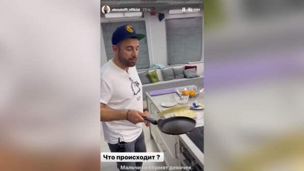 Звезда «Дома-2» Алена Рапунцель провела экскурсию по новому дому телепроекта