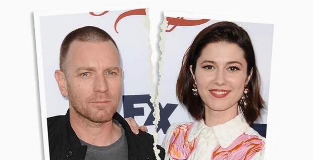 Эван Макгрегор расстался с актрисой, из-за которой ушел из семьи