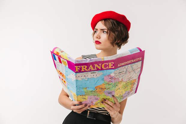 Не французы это были...