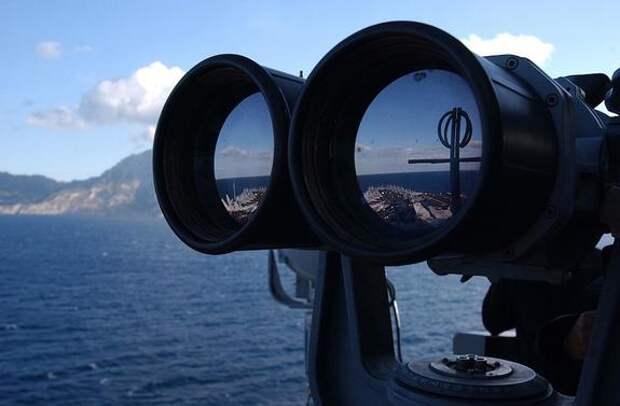 Черноморский флот приступил к слежению за патрульным кораблем Trent ВМС Великобритании