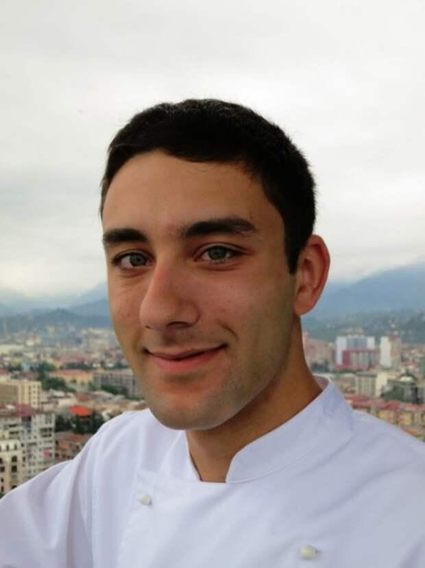 Сациви. Мастер-класс грузинского повара