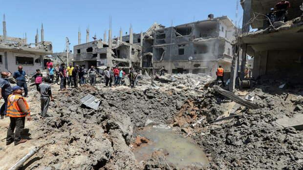 Почти 40 тысяч палестинцев обратились за временным убежищем в ООН