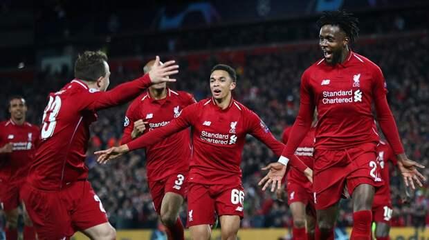 5 причин, почему Лигу чемпионов возьмет «Ливерпуль»