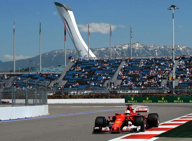 Сочи готовится принять «Формулу-1»