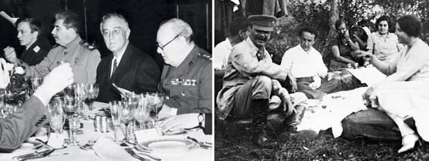 Кухня Сталина. Чем питался главный вождь СССР?