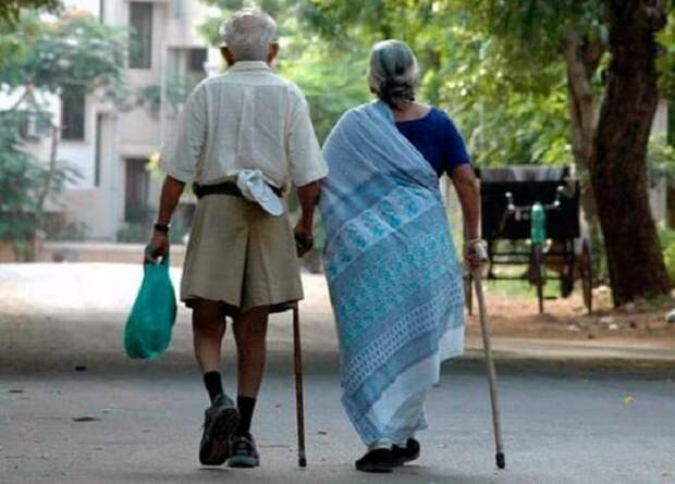 Жители каких стран неполучают пенсию