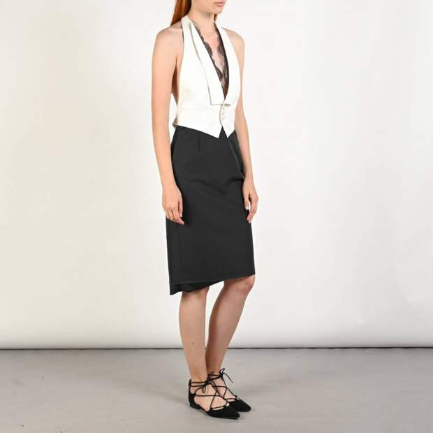 Платье-обманка от Disquared2