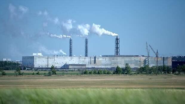 Экологическая комиссия приедет на завод « Крымский титан»