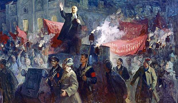 Октябрьская революция: мифы и реалии единства русской истории