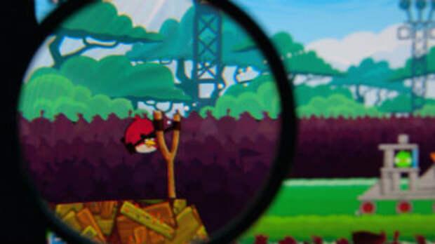 Angry Birds стала приносить меньше прибыли