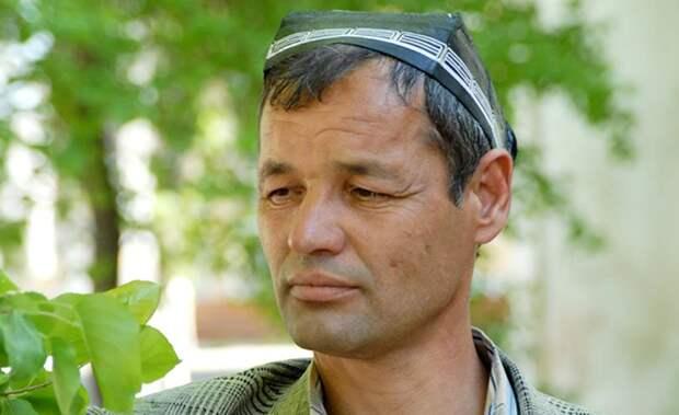 Выживший  узник Бадабера— узбек Носиржон Рустамов. Фергана, 2006 год Бадабер, восстание советских узников, история, факты