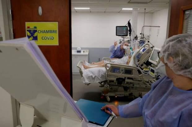 ВОЗ сообщила о снижении суточного числа новых случаев COVID-19 на 44 тысячи