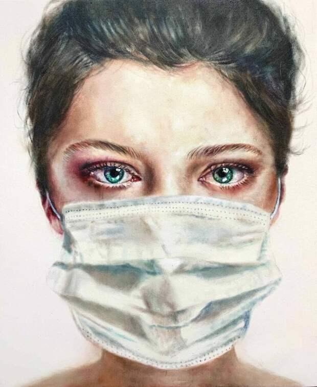 03-Johan Anderson, Frontline, oil on canvas 44x36in.jpg