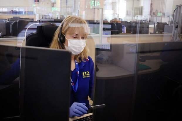 За июль Системой 112 Москвы принято более 230 тысяч экстренных вызовов