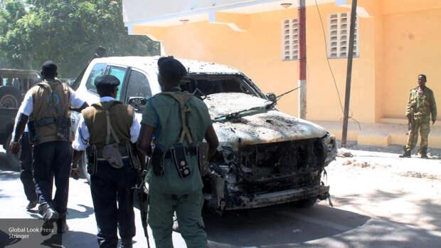 Радикалы атаковали отель в Сомали, 10 человек погибли