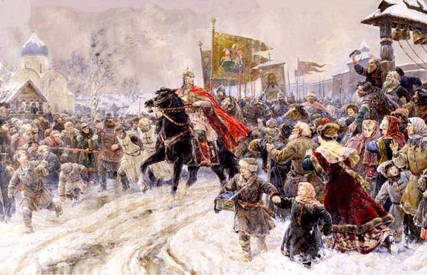 Александр Невский – ключевая фигура русской истории