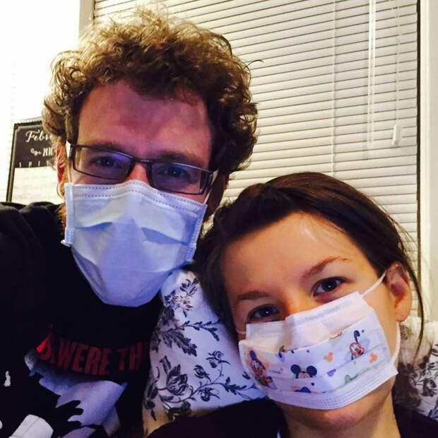 У этой женщины аллергия на всё, включая мужа аллергия, жена, муж