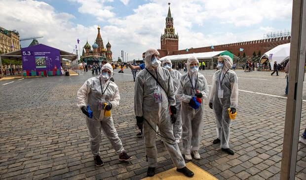На 37% выросло число суточных заражений ковидом в Москве