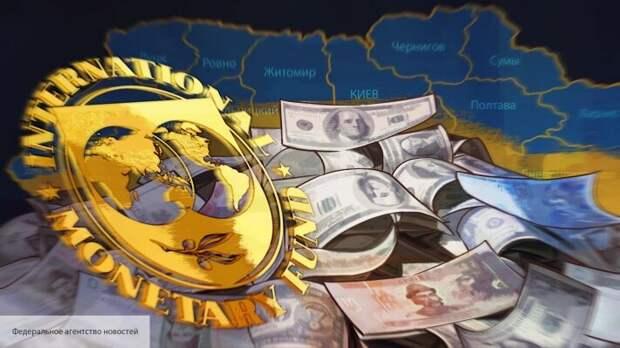 Карасев заявил, что суверенитет Украины передан в руки «финансовых хищников МВФ»