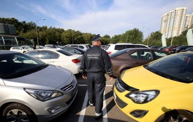 В Общественной палате обсуждают проблему организации парковок