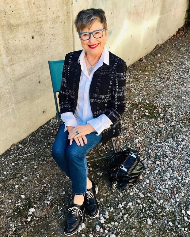 Smart casual 2021 для женщин 40-50 лет: идеи для элегантного и комфортного образа